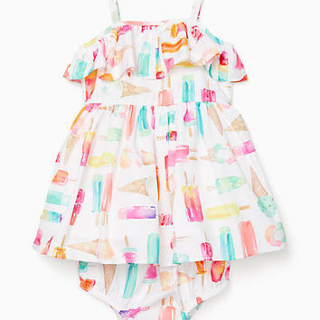 infant ice pops dress