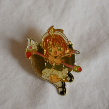 CLAMP Cardcaptor Sakura Enamel Pin Sakura School Uniform