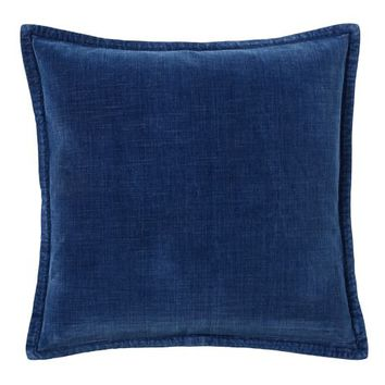 Washed Velvet Pillow Cover