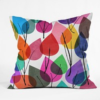 Garima Dhawan dialogue 1 Throw Pillow