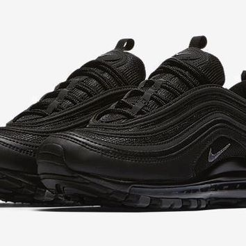 Air Max 97 WMNS ?¡ãTriple Black?¡À