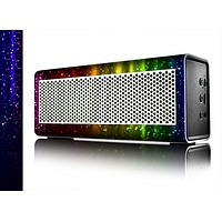 The Neon Glowing Rain Skin for the Braven 570 Wireless Bluetooth Speaker