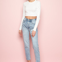 Jane Denim Pants - Bottoms - Clothing