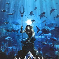 Aquaman Movie Poster 24x36