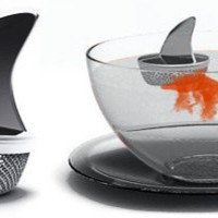 Shark Fin Tea Infuser