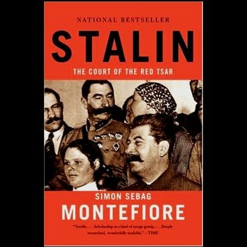 Stalin by Simon Sebag Montefiore (First Edition Paperback)