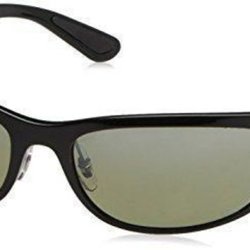 Ray-Ban RB4265 Chromance Lens Wrap Sunglasses