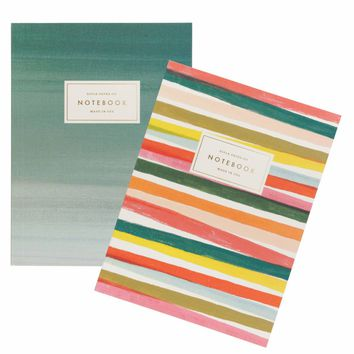 Joie de Vivre Notebook Set by RIFLE PAPER Co.   Made in USA