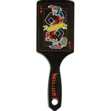 DC Comics Harley Quinn Hair Brush