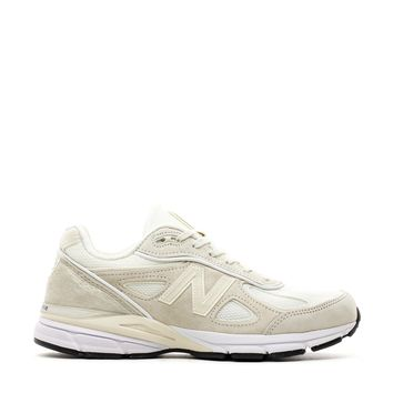 spbest NEW BALANCE X STUSSY 990 MADE IN USA CREAM WHITE M990SC4