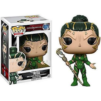 Power Rangers Rita Repulsa Hot Topic Exclusive Pop! Vinyl Figure #401