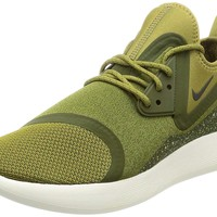 NIKE Men's Lunarcharge Essential Ankle-High Running Shoe