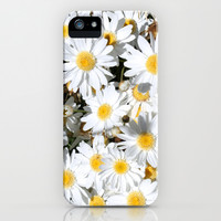 Daisy iPhone & iPod Case by Kai Gee
