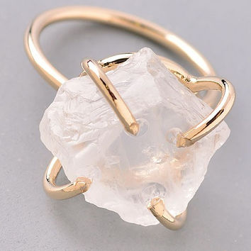 Crystal Mind Ring