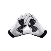 Under Armour Boys' UA F4 Football Gloves