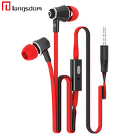 Earphone Headphones Best Quality MIC 3.5MM Jack Stereo Bass