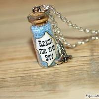 Reach for the Sky Magical Necklace with a Cowboy Boot Charm, Woody, Western, Toy Story Inspired