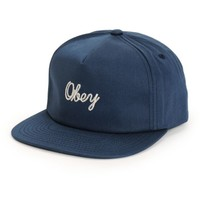 Obey Euclid Strapback Hat