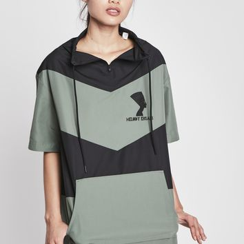 ME x Reebok Windbreaker Dress
