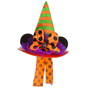 Disney Halloween Minnie Mouse Witch Hat | Disney Store