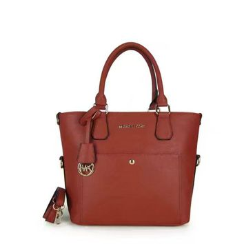 MK Michael Kors Women Shopping Bag Leather Satchel Handbag Shoulder  Bag Crossbody Collapsible Bag G-LLBPFSH