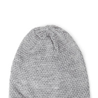 FOREVER 21 Rolled Brim Knit Beanie