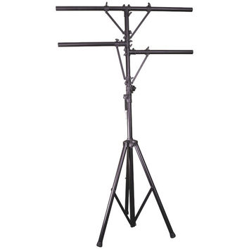 ELIMINATOR LIGHTING E133 Tri-33 Light Stand, 12ft