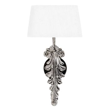 White Wall Lamp | Eichholtz Beau Site