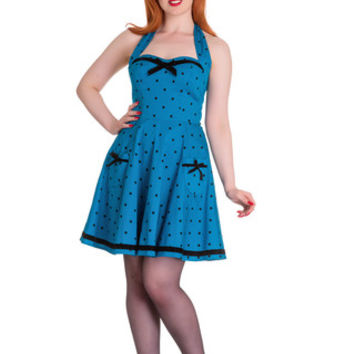 Jolene Dress Blue