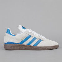 Flatspot - Adidas Busenitz Running White / Satellite Blue / Satellite Blue