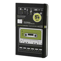 Moleskine Audio Cassette Limited Edition Notebook