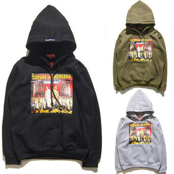 Supreme Unisex Winter Casual Hoodies [9506894791]