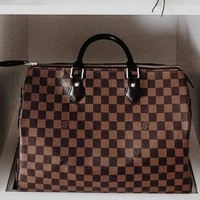 Louis Vuitton LV Hot Sale Women Leather Satchel Shoulder Bag Handbag Crossbody
