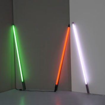 Seletti Coloured Fluorescent Tube Light