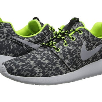 Nike Roshe Run Cool Grey Volt Black Wolf Grey - Zappos.com 2a43916d8cc5