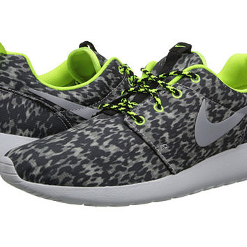 9834e28e7c9f0f Nike Roshe Run Cool Grey Volt Black Wolf Grey - Zappos.com