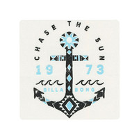 BILLABONG Chase The Sun Sticker | Stickers