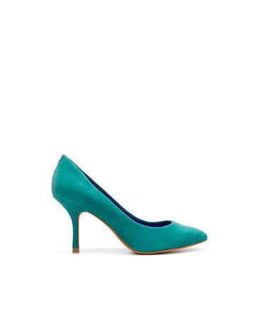 POINTED BUCKSHIN COURT SHOE - Shoes - Collection - Woman - ZARA United States