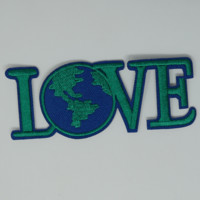 Love Earth Patch