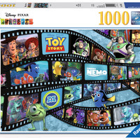 Ravensburger Disney Pixar™ Disney-Pixar: Movie Reel (1000 pc Puzzle) 19604