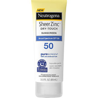 Sheer Zinc Lotion SPF 50 | Ulta Beauty