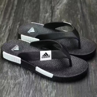 Adidas: casual fashion men's slippers