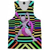 Pokemon - Mewtwo Tank Top