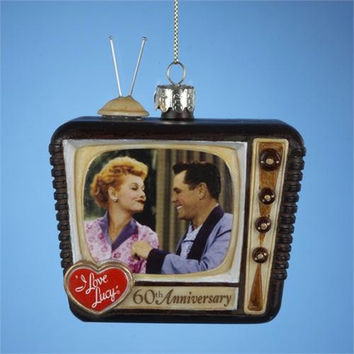 Christmas Ornament - I Love Lucy