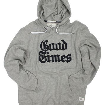 Altru Apparel Good Times (felt applique) Pullover Hoodie (S Only)