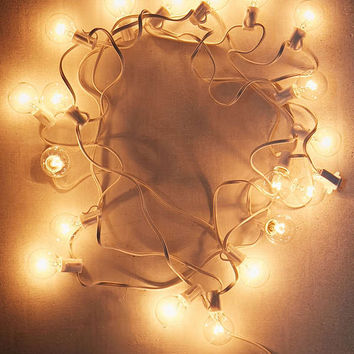 Globe String Lights   Urban Outfitters