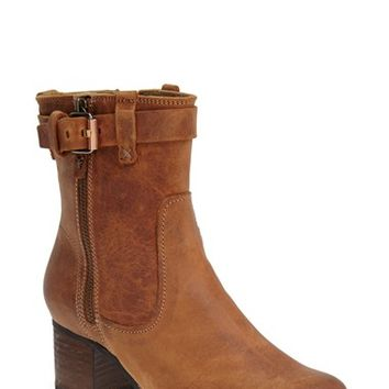 Women's Trask ' Madison' Distressed Leather Boot,