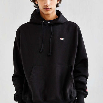 eb37248e44cd Champion Reverse Weave Hoodie Sweatshirt from Urban Outfitters