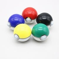 3 layer Pokeball Grinders