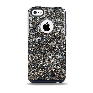 The Small Dark Pebbles Skin for the iPhone 5c OtterBox Commuter Case